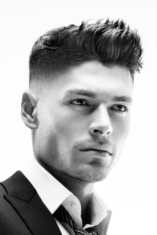 Pictures Of Mens Trendy Haircuts Pompadour Haircut Fashion Day
