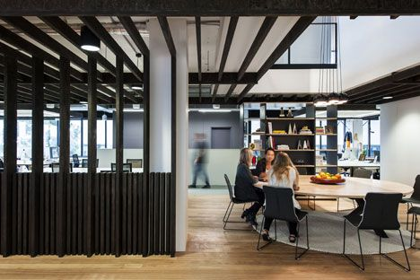 Office For A Sydney Advertising Agency Combines The New York Loft With Scandinavian Design