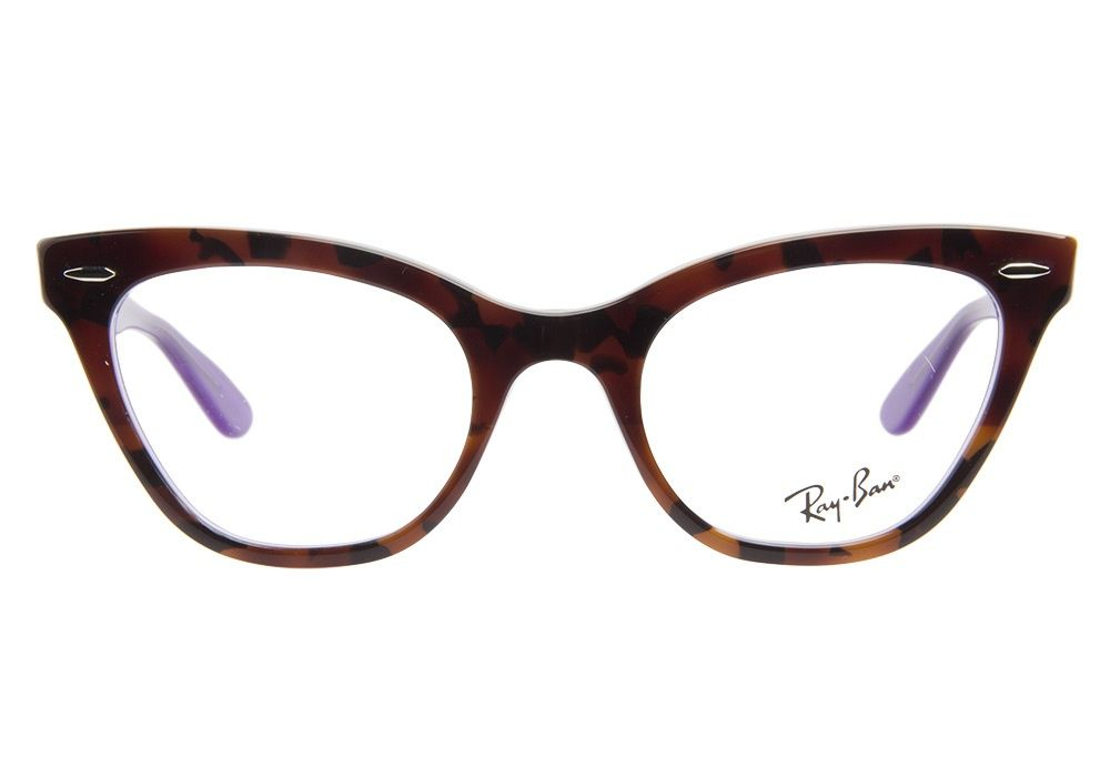 ray ban havana prescription glasses  ray ban rb5226 5031 violet gradient havana eyeglasses. get low prices, superior customer service, fast shipping and high quality, authentic product\u2026