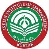 IIM Rohtak  Recruitment 2016 Academic Associate  Vacancies