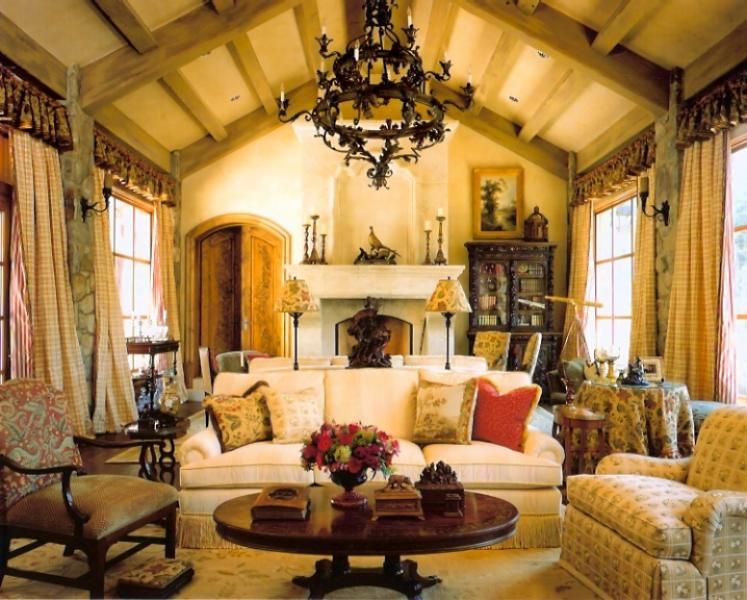 Luxury Country House   Country Style Interior Design ~ Design Beautiful  Interiors And Things