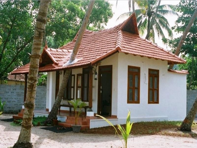 Pozhiyoram Beach Resort Alleppey India Village House Design
