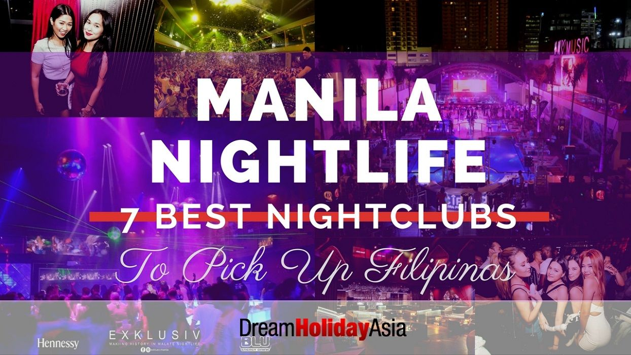 Up girl pick manila Best Places