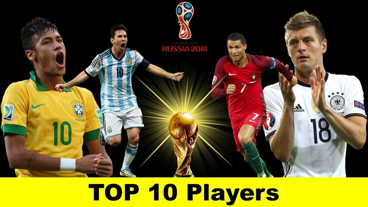 Image result for 2018 fifa best players Fifa, World cup