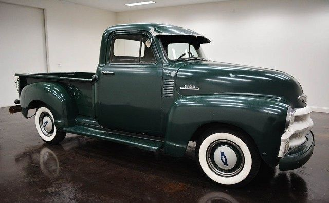 1954 chevrolet 3100 pickup 2 doors transmission 4 speed automatic 1954 chevrolet 3100 pickup 2 doors transmission 4 speed automatic hydromatic brown on the publicscrutiny Gallery