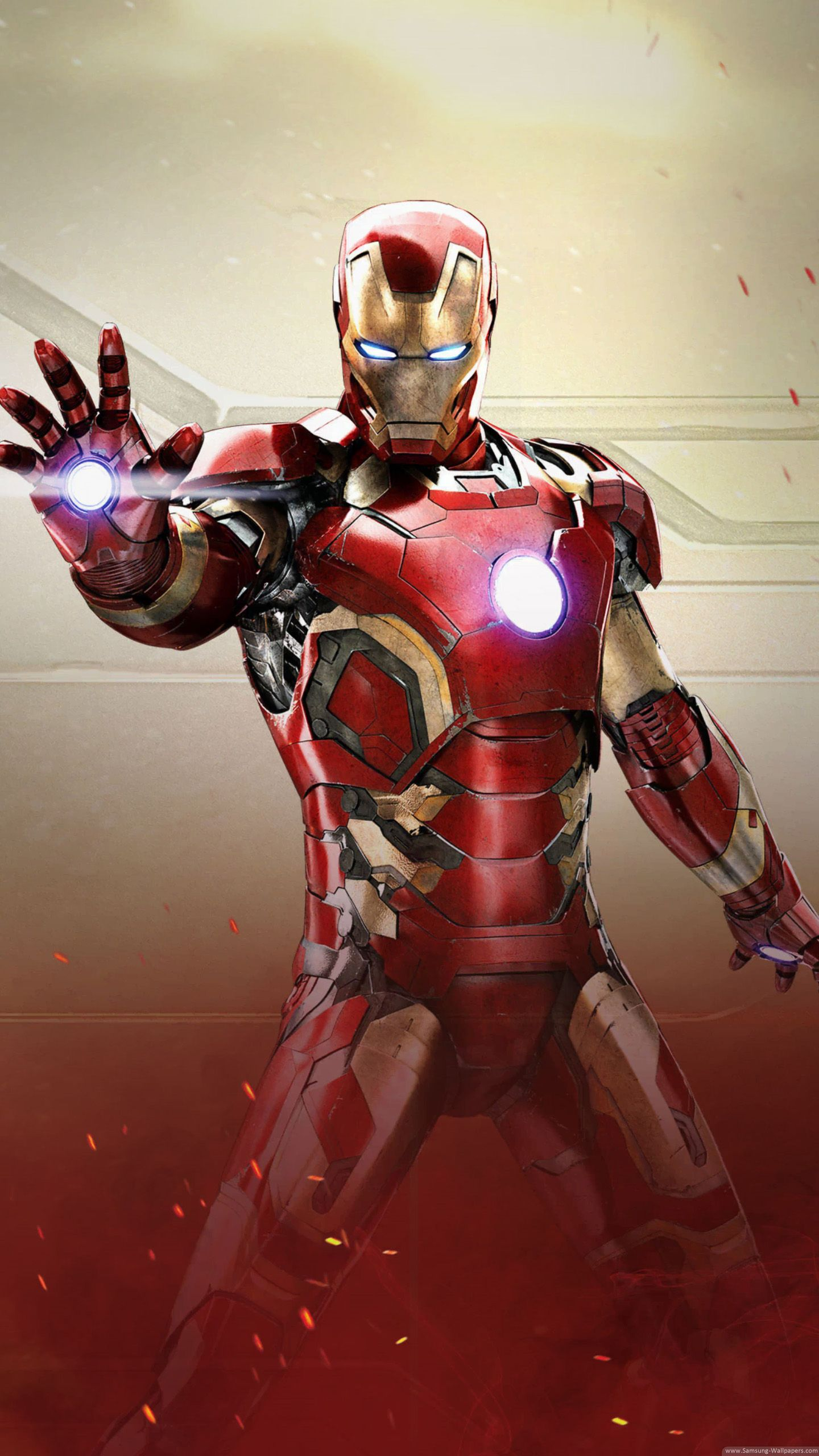 Iron Man Hd Desktop Wallpaper Widescreen High Definition