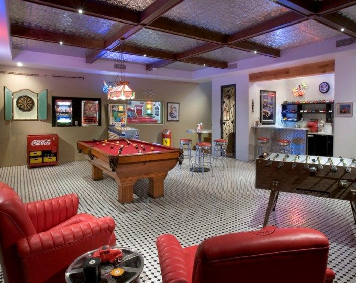 Epic Game Room Ideas That Will Make You A Winner Game Room