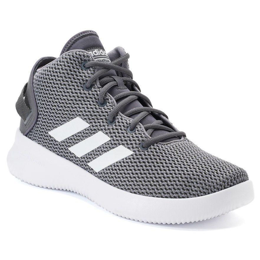 adidas sneakers mid grey