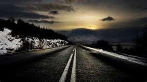 more winter roads