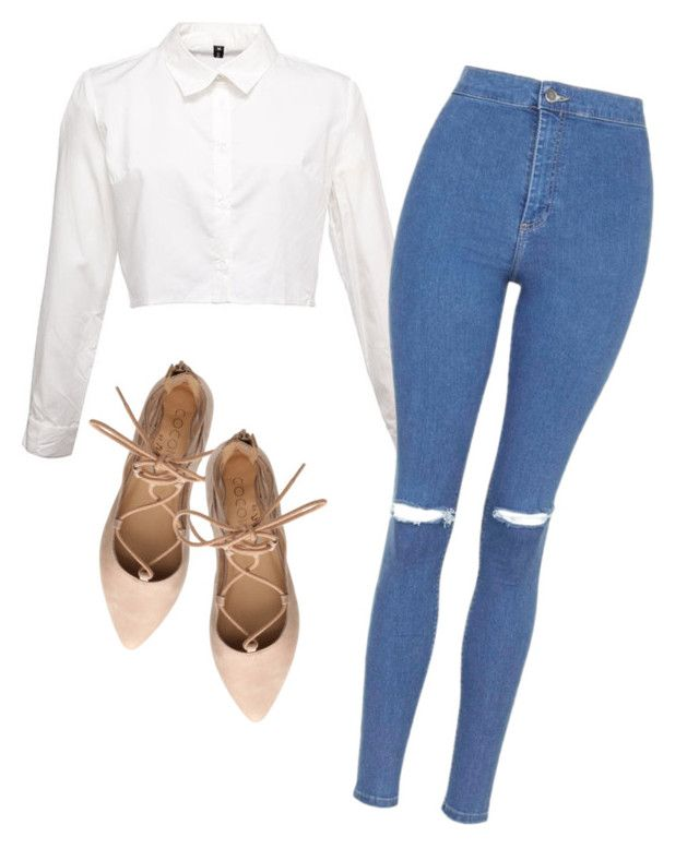 """""""Sin título #81"""" by isabellacampos22 on Polyvore featuring moda, Topshop, women's clothing, women, female, woman, misses y juniors"""