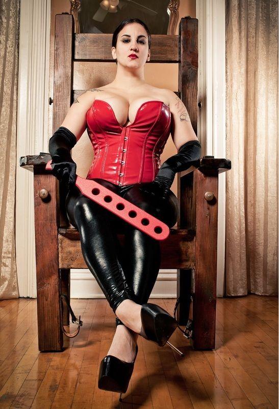 Bristol redhead dominatrix