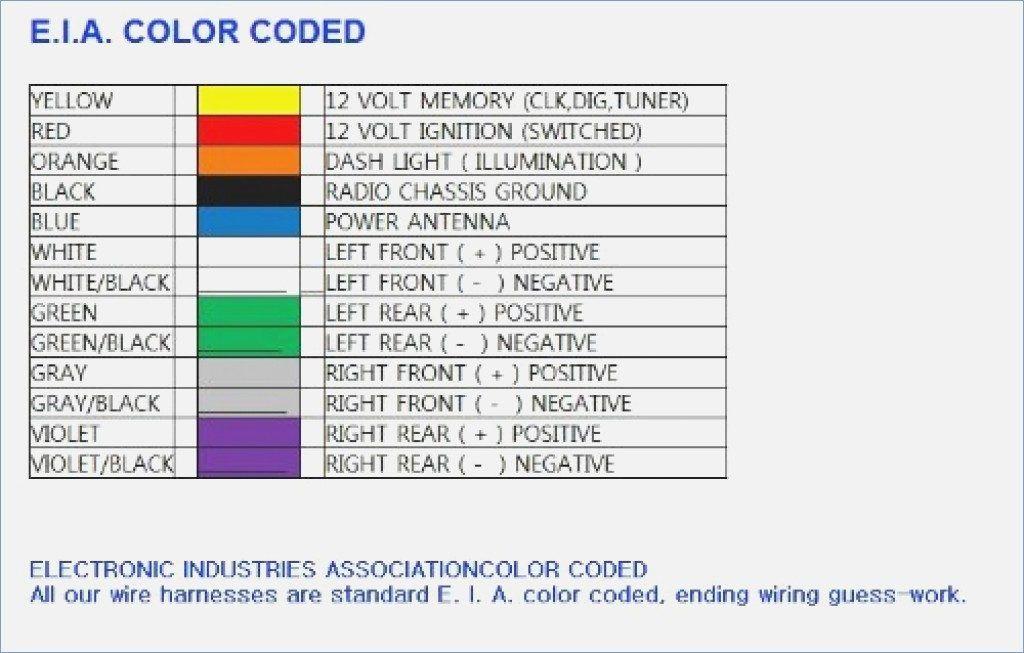 Lexus Wiring Color Codes