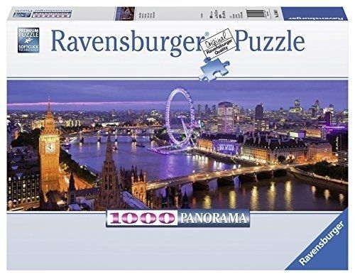 Panorama Londres Street view Jigsaw Puzzle 1000 pièces Puzzle New BOXED
