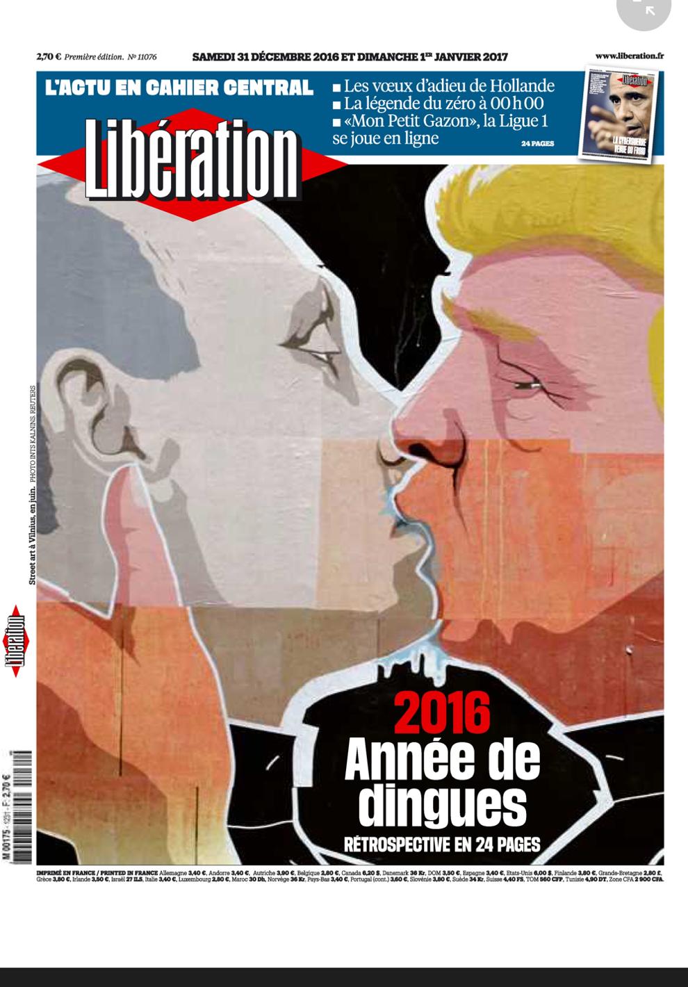 Épinglé par JeanLuc Chollet sur les unes Libération