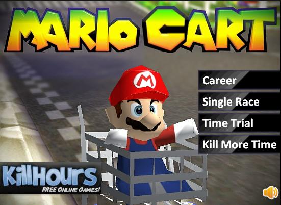 Mario Kart Unblocked Play At School Mario Kart Mario Free Online Games