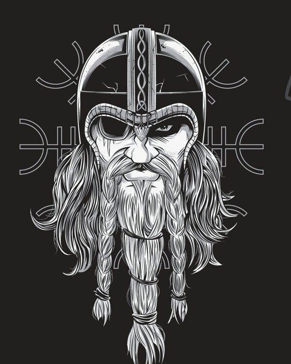 odin viking pinterest vikings wikinger und nordische mythologie. Black Bedroom Furniture Sets. Home Design Ideas