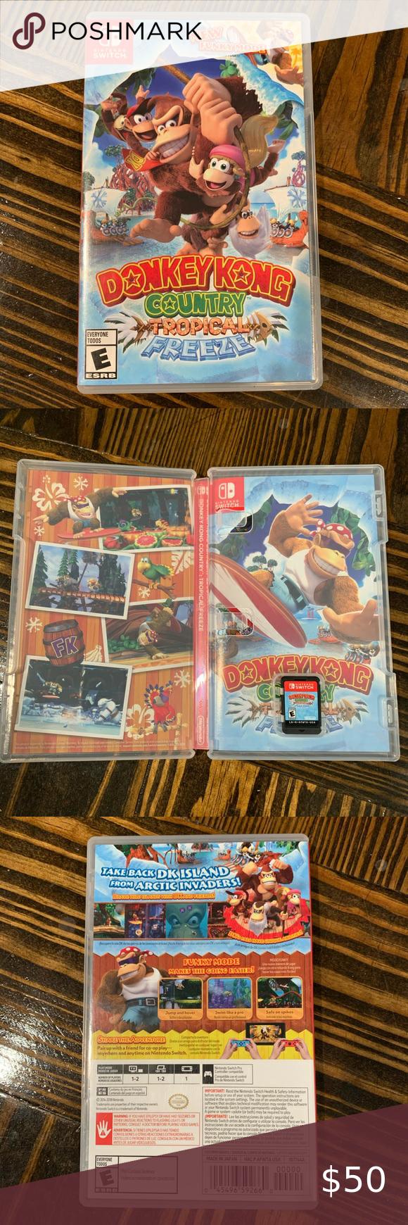 Donkey Kong For Nintendo Switch Donkey Kong Nintendo Switch Nintendo
