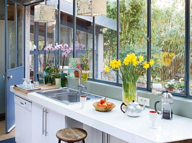 Diseno Cocinas Con Ventanas Buscar Con Google Diseno De Cocina Disenos De Unas Cocinas