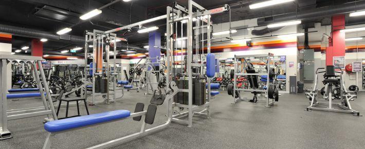 Nojudgements Crunch Gym Gym Facilities Fitness