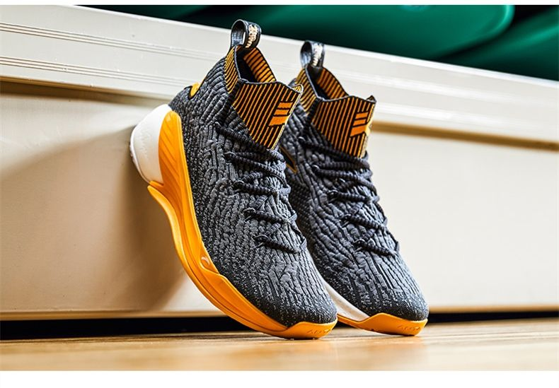 1be0aef461fc This men s shoes is Anta 2018-2019 KT4 Klay Thompson signature basketball  shoes
