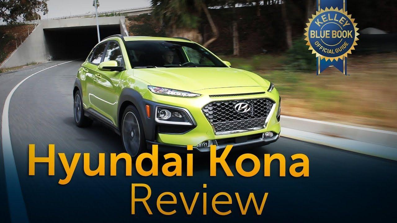 2018 Hyundai Kona Review & Road Test Hyundai, Compact