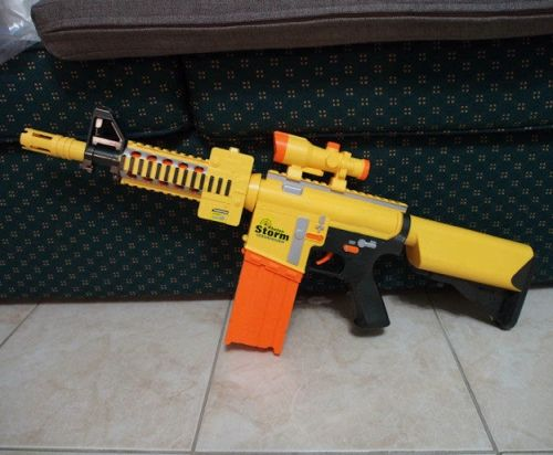 nerf guns | beg to differ…some Nerf guns rock (96 Photos) »