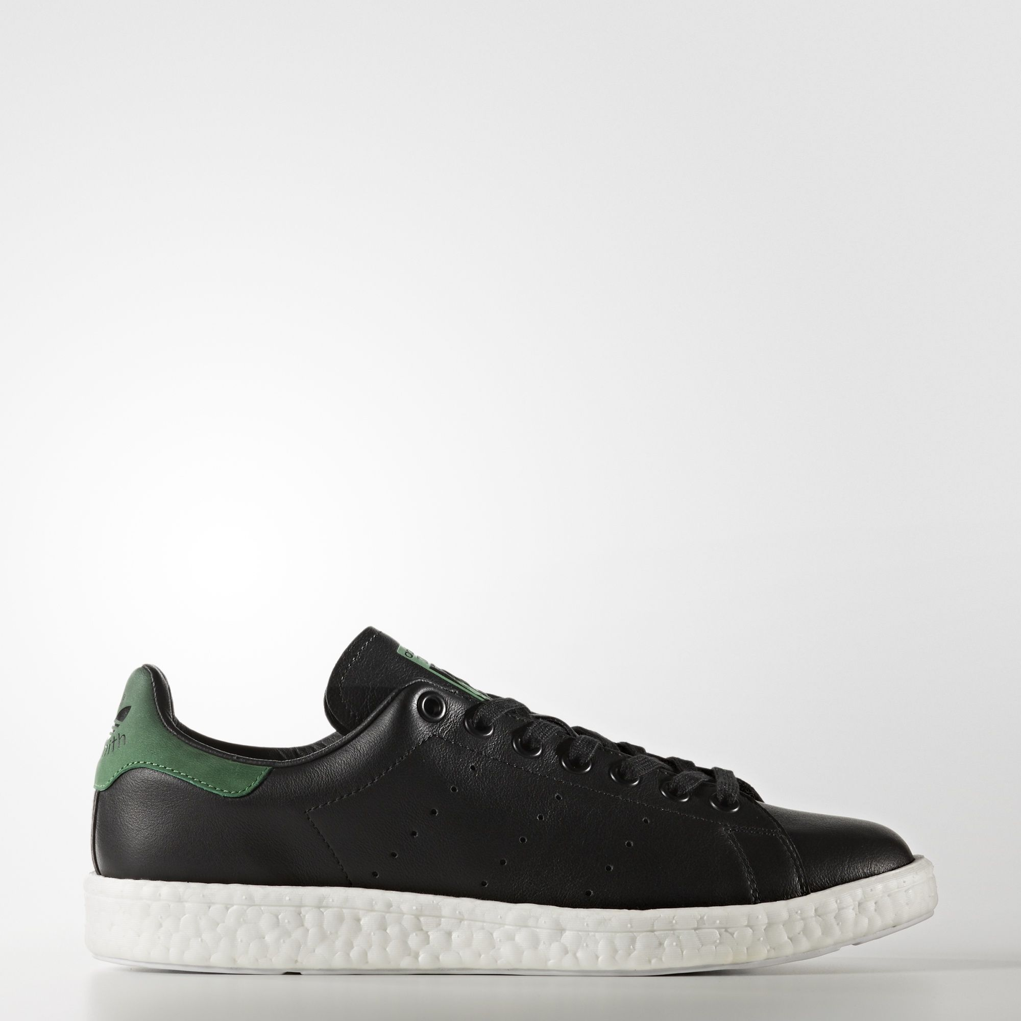 adidas stan smith boost shoes men black
