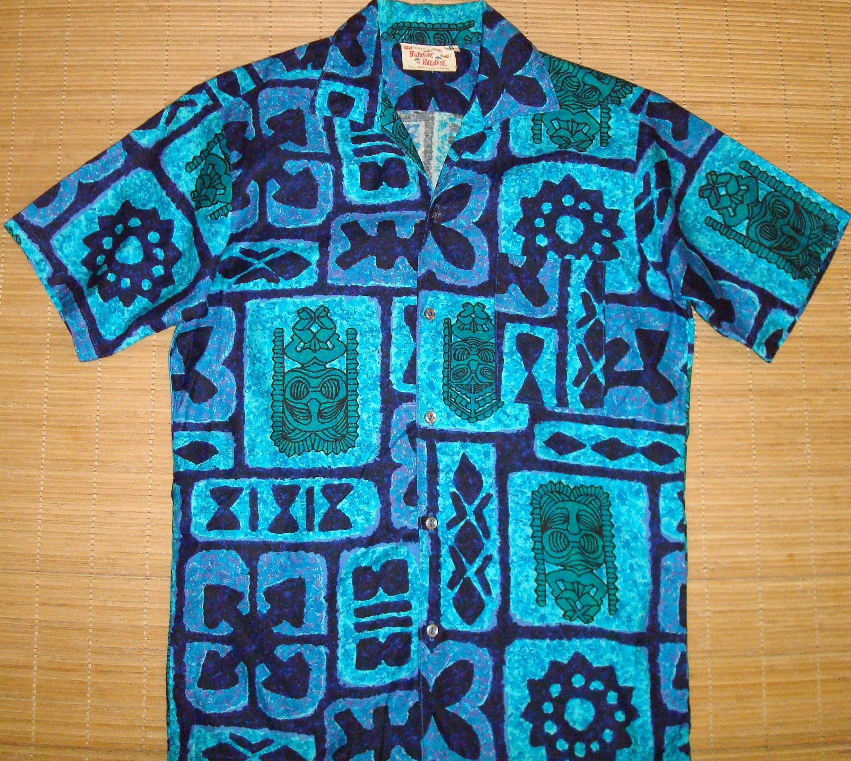 5fb1cca4 ... go barefoot in paradise label 60s cotton aloha attire pinterest ...