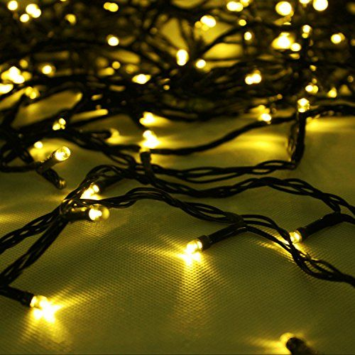 Garden String Lights Best Solar String Lightscoio Christmas Lights 2272Ft 200 Led Waterproof