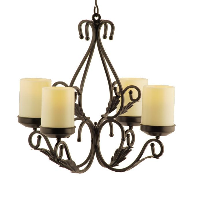 Charleston Pillar Candle Convertible Chandelier Wall Sconce Centerpiece At Savings Off Retail