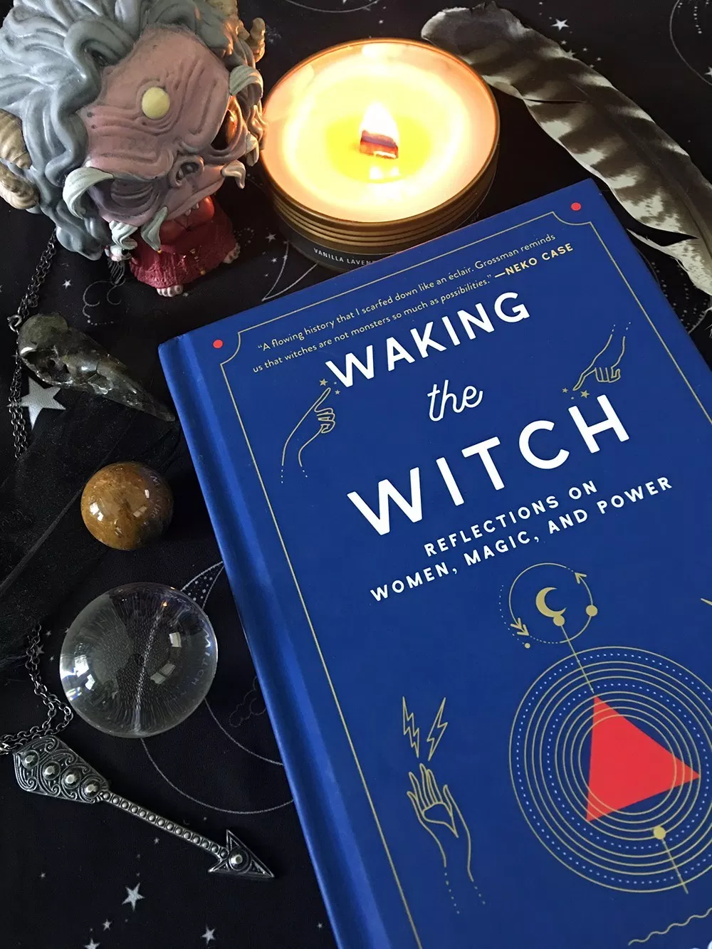 Pam Grossman's Waking The Witch: A Book Review And Solstice Giveaway!   Haute Macabre