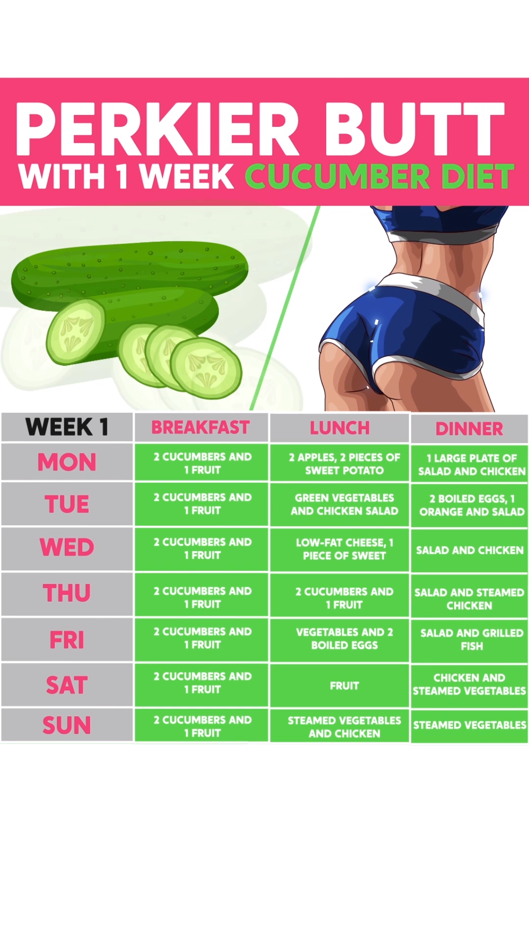 Photo of PERKIER BOOTY IN 4 WEEKS PLAN