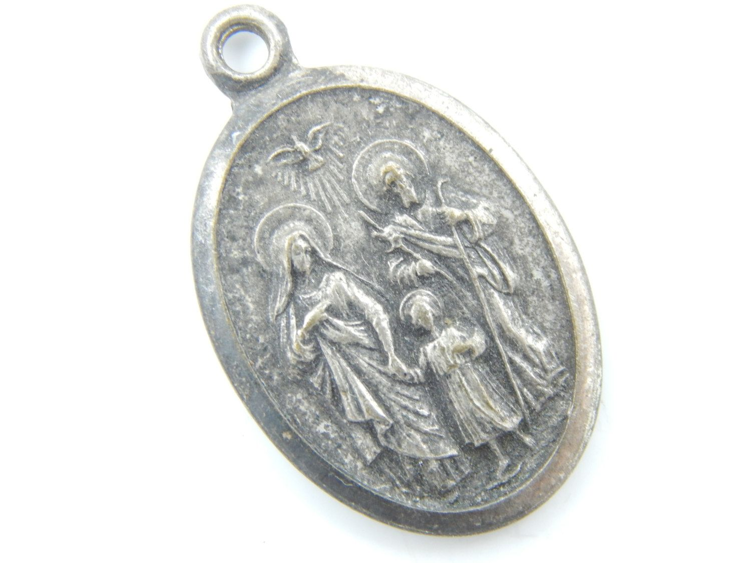 medallion mary shop saint gift medals more medal magdalene cards catholic oils stemariemadeleinestebaume books gold vermeil