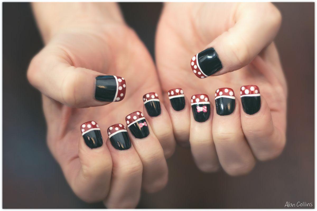 Pin de Khunnoonam en Beauty#love these nails! | Pinterest
