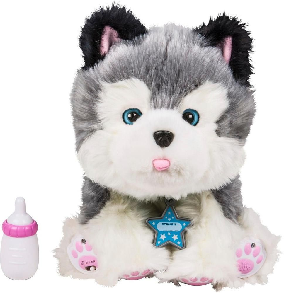 Little Live Pets Frosty My Dream Puppy White/gray