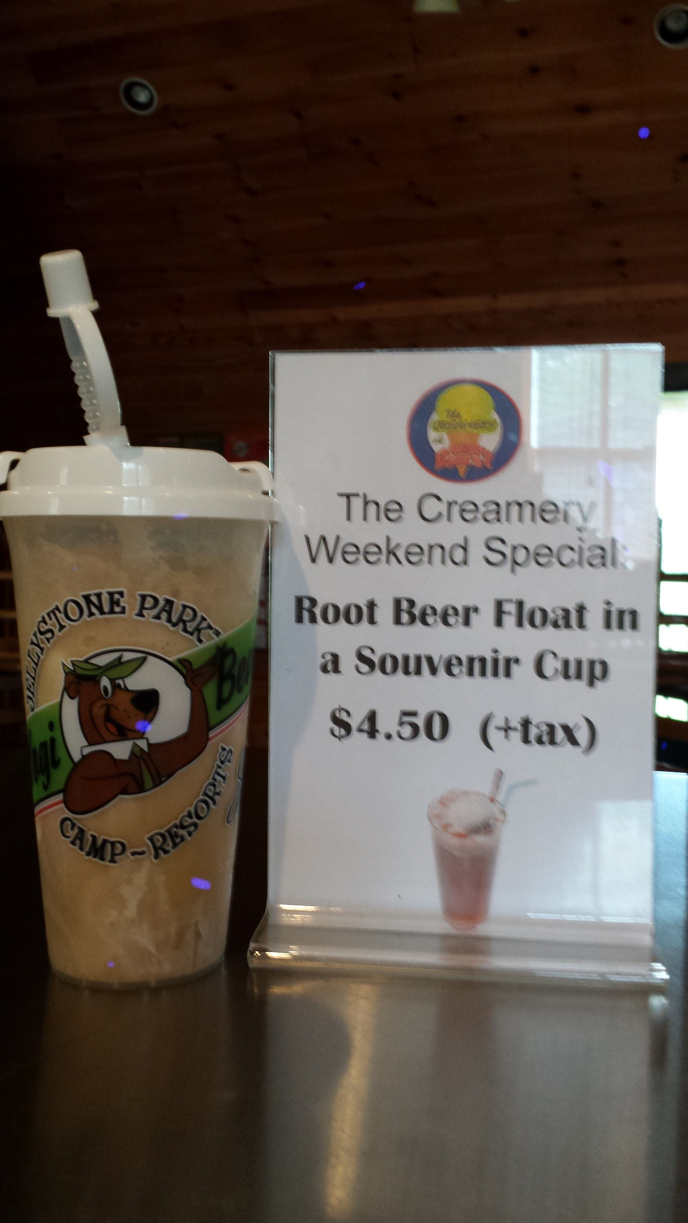 One of our weekend specials at #TheCreamery