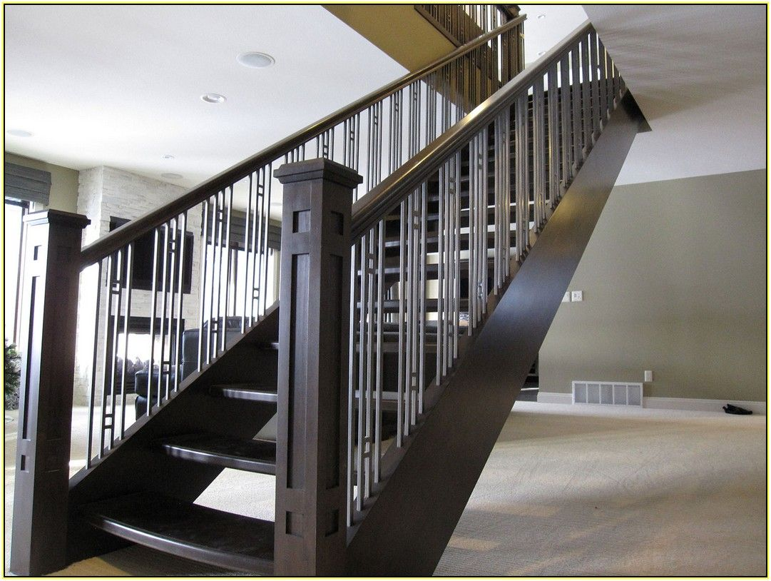 Best Stair Contemporary Stair Railing Contemporary Stair 640 x 480