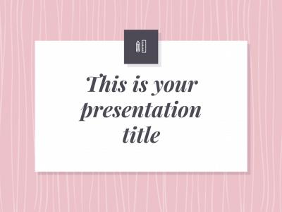 Ophelia presentation template | School :( | Pinterest | Presentation ...