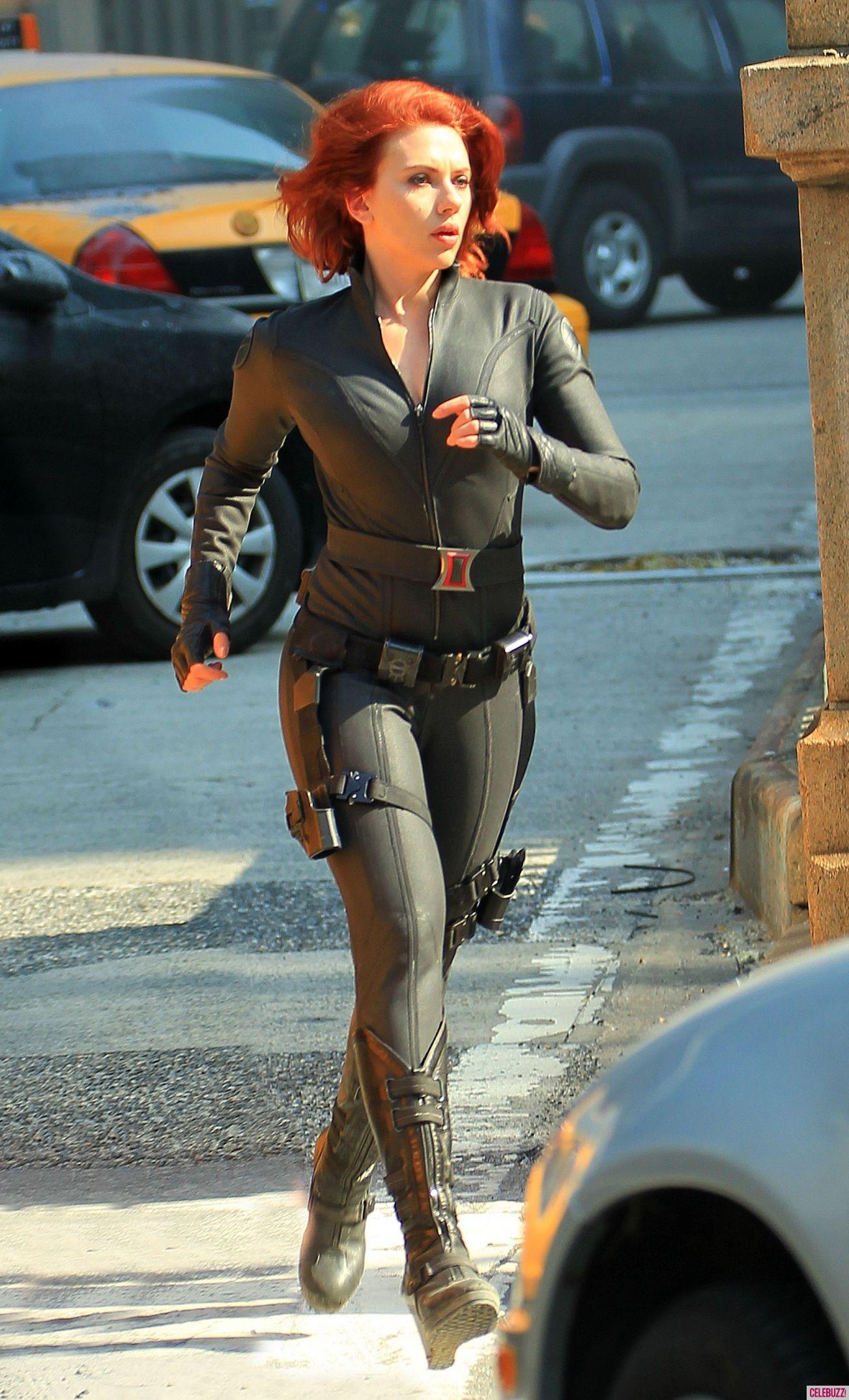 Natasha Romanov/Black Widow (as portrayed by Scarlet ...