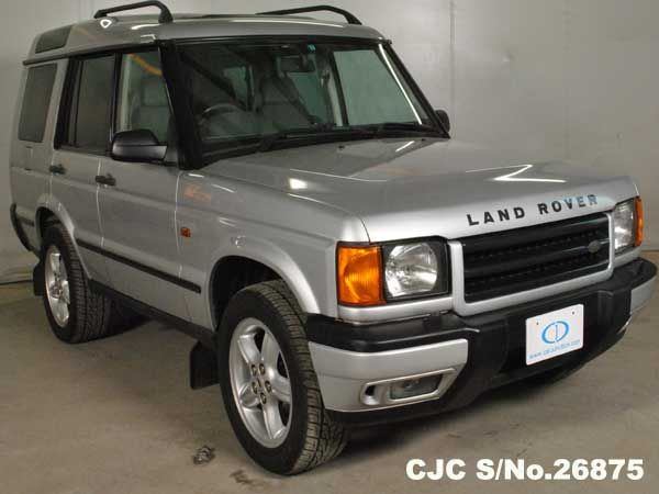Used Land Rovers For Sale >> 2002 Used Land Rover Discovery For Sale Petrol Right