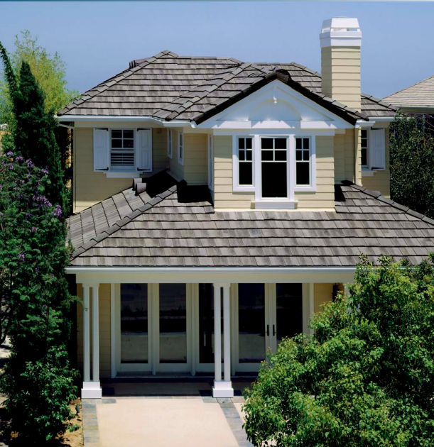 What Makes A Cool Roof A Cool Roof High Solar Reflectance High Thermal Emittance Cool Roof Concrete Roof Tiles Roofing