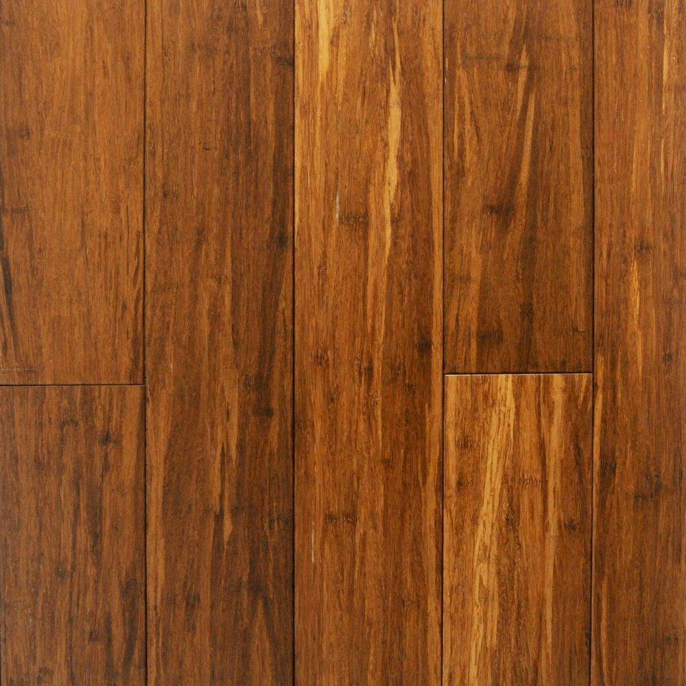 Ecoscapes Plus 5 1 10 X 9 16 Carbonized Engineered Click Strand Bamboo Bamboo Flooring Kitchen Flooring Bamboo