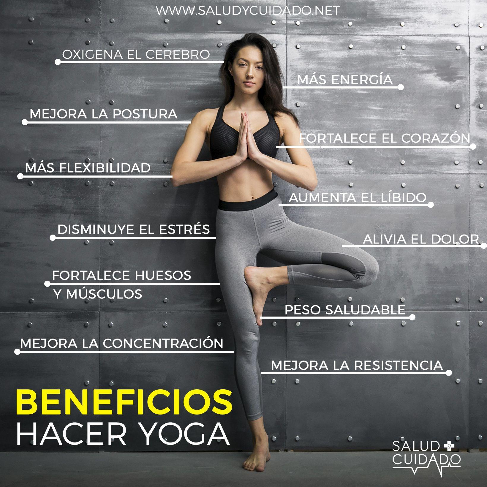 Comienza Hacer Yoga Y O Pilates Son Excelentes Practicas Que Puedes Llevar A Cabo Desde La Comunidad De Tu Hogar Y Qu Yoga Mantras Yoga Inspiration Workout
