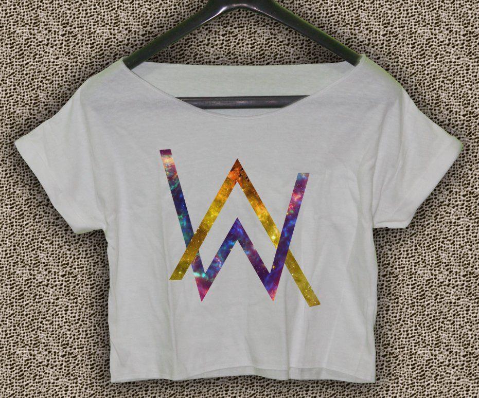 a8e6d0aa37 Alan+Walker+Faded+T-shirt+Electronic+Music+DJ+Crop+Top+Divine+Comedy+Crop+Tee+AW 02
