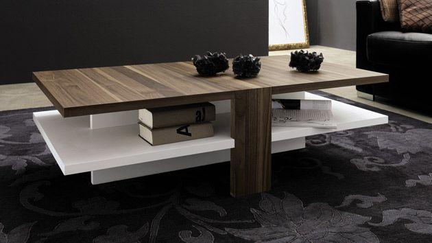 15 Modern Center Tables Made From Wood  Center Table Living Impressive Modern Center Table Designs For Living Room Design Inspiration