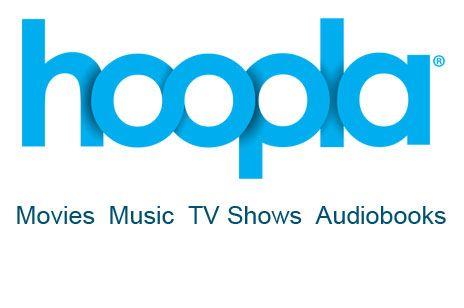 hoopla Music library, Audio books, Audiobooks