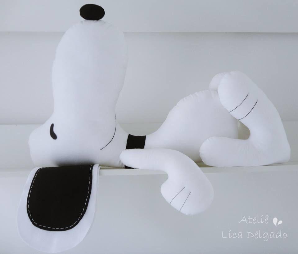 Moldes gratis para imprimir de Snoopy en fieltro. Related Post Como ...