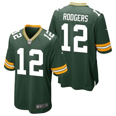 Green Bay Packers Home Game Jersey Aaron Rodgers Junior Green Bay Packers Green Bay Green Bay Packers Jerseys