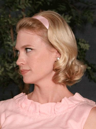 16++ Mad men hairstyles information