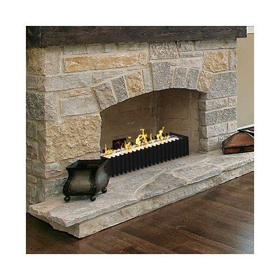Regalflame Pro Ventless Bio Ethanol Grate Burner Fireplace Insert